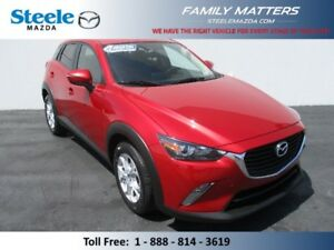 2016 MAZDA CX-3 GS-Luxury Own for $164 B/W with $0 Down