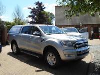 2017 Ford Ranger 2.2TDCi ( 150PS ) ( EU5 ) 4x4 Double Cab Limited 2 (NO VAT)