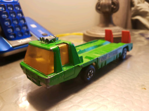 Matchbox Lesney Superkings Car Recovery truck