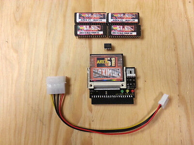 Area 51 Maximum Force New Compact Flash Upgrade Kit Single Pcb