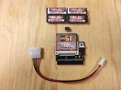 Area 51 Maximum Force New Compact Flash Upgrade Kit Single Pcb