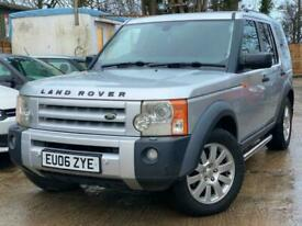 2006 Land Rover Discovery 3, 2.7TD V6 HSE, AUTOMATIC, fully loader, long MOT!