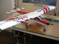 Avion téléguidé ALPHA 450