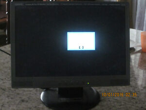 A nice computer monitor for sale.Hardly used. Great Condition