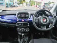 2016 Fiat 500X 1.4 Multiair Pop Star 5dr Hatchback Petrol Manual