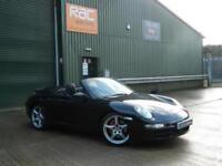 2006 PORSCHE 911 MK 997 CARRERA 2S 3.8 CARRERA 2S TIP-TRONIC S CONVERTIBLE PETRO