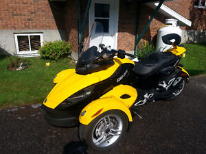 can-am spyder 2009 A VOIR!!