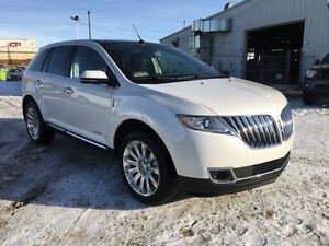 2013 Lincoln MKX Limited  - Certified - Low Mileage