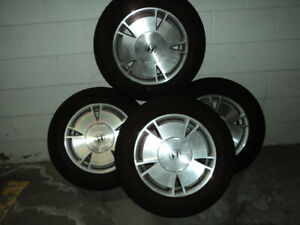 Honda Civic Tires and Rims