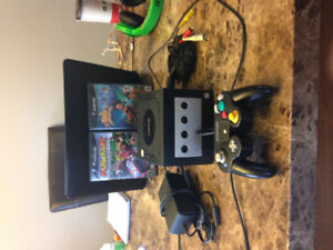 Game Cube with Controller