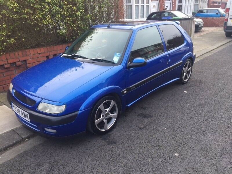 Citroen saxo VTR / MOTED / LOWERED/ TINTED WINDOWS / VTS/GTI VRS TURBO