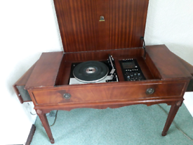 Dynatron radiogram reduced to £150!