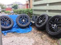 """18"""" BMW Clubsport alloys"""