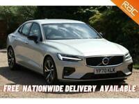 2020 Volvo S60 2.0 T5 R DESIGN Plus 4dr Auto - POLESTAR Engineered Performance U