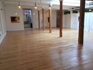 Amazing Renovated Office Space - St-Henri