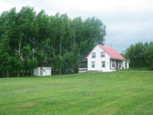 Maison à louer à Manseau
