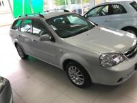 2006 Chevrolet Lacetti 1.6 SX - HPI CLEAR - FULL SERVICE HISTORY - MOT MAY 19