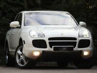 2006 PORSCHE CAYENNE 4.5 TURBO S 5D AUTO 514 BHP