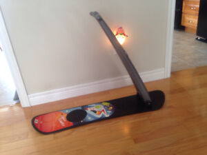 Snow Scooter w/ Handle