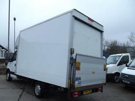 IVECO DAILY 35S17 LUTON & TAIL LIFT FULL HISTORY SAME DAY FINANCE CALL NOW