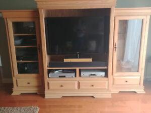 Bibliothèque / meuble tv