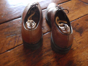 Mint Dacks Quality Buffalo Leather Dress Shoes S10.5 - $79 West Island Greater Montréal image 4