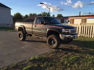 2003 Sierra Rough Country