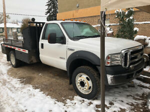 2007 Ford F-550 XLT Other