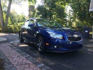 Chevrolet Cruze LT 2012 1.4L