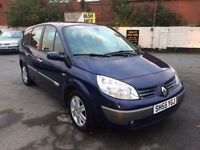 2005 55 Renault Grand Scenic 1.6 7 seater