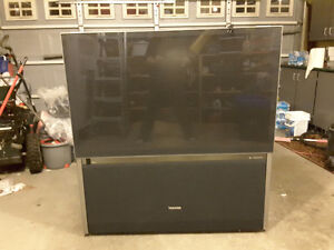 51 inch Toshiba rear projection tv