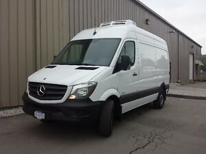 Reefer Vans Available