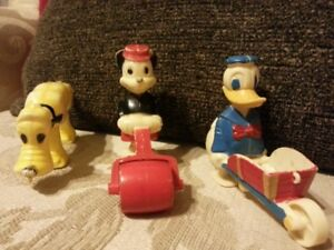 Vintage Louis Marx and co.Ramp Wakers,1961 Disney+more
