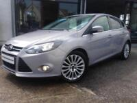 2011 (11) Ford Focus 1.6TDCi (115ps) Zetec *£20 Tax, 2 Keys, up to 76 MPG, 6 sp*