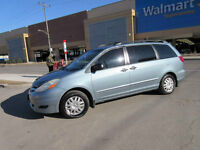 2006 Toyota Sienna , 7 Pass, All power options, Certified
