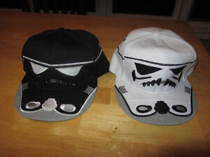 Storm Trooper baseball caps