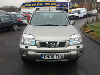 2006 NISSAN X-TRAIL 2.2dCi 136 2006MY AVENTURA SILVER