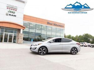 2015 Hyundai Elantra   - Low Mileage
