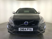 2014 VOLVO XC60 R-DESIGN LUX NAV D4 AUTOMATIC 1 OWNER VOLVO SERVICE HISTORY