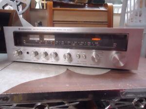 VINTAGE KENWOOD KR-3090 STEREO REVEIVER