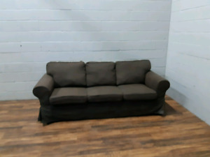 Free delivery: Brown Ikea Ektorp 3 seater