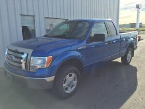 2012 Ford F-150 XLT 4x4 SuperCab 145 in