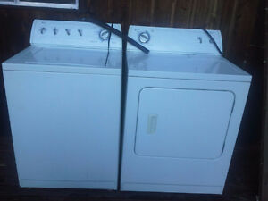 WASHER/DRYER, FRIDGE, STOVE. $100 EACH OR $350 FOR ALL.