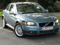 Volvo C30 2.0D SE Lux**One Owner From New**Full Service History**Winter Pack**