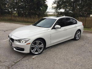 Take Over my Low Monthly Lease Mint  2015 BMW 328ixdrive  sport
