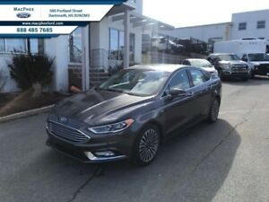 2017 Ford Fusion SE  - Certified - Bluetooth -  SiriusXM