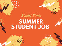 Student  Summer Job Full Time! Make as much as you want !