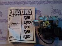Quadra Aero Engine Q40