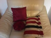 X6 cushions £25 ono