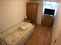 Stunning Large 3 Single Rooms available for qauick move ( Singles only )/ NORTH HARROW-£110 / WEEK